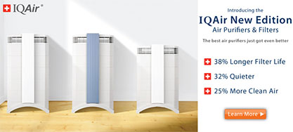 IQAir New Edition Air Purifiers