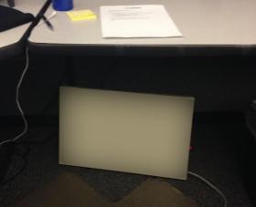 QMark Under Desk Heater