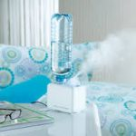 Portable Humidifier on Table