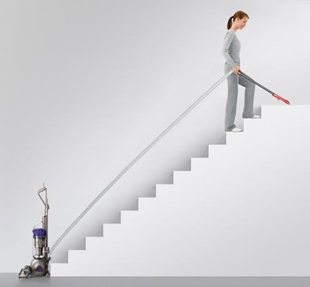 dyson stairs