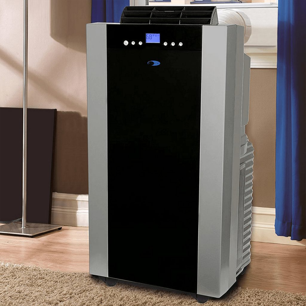 Cool Your Garage with a Portable Air Conditioner | Sylvane