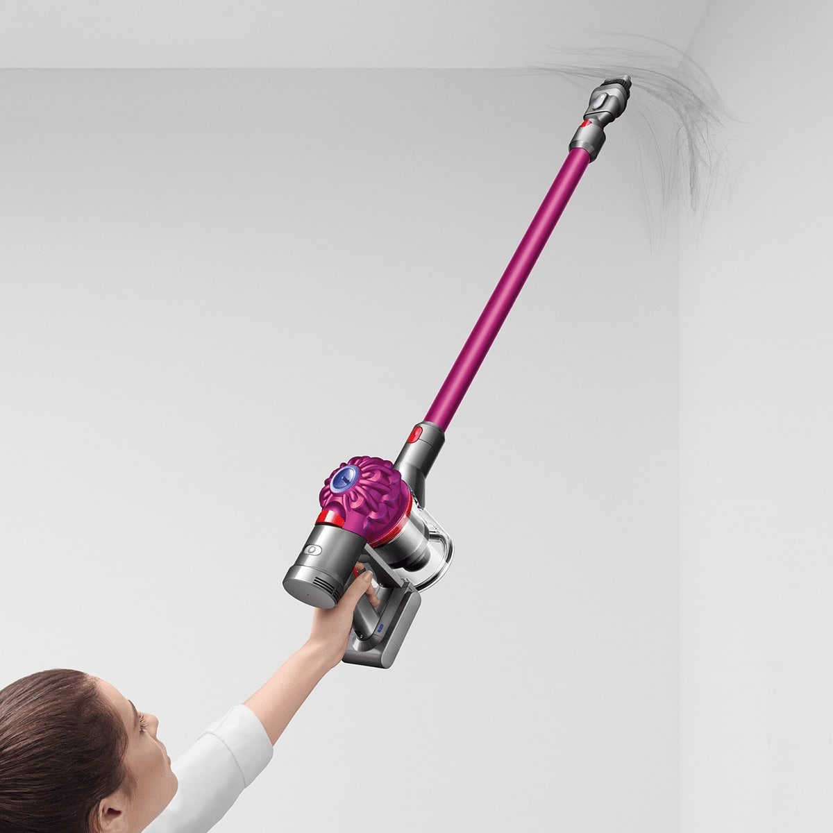 dyson cordless vacuum cleaning