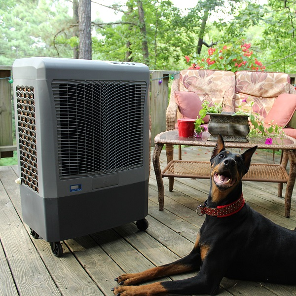 how to keep patio cool in summer