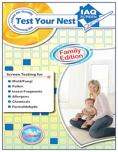 Building Health Check Test Your Nest Kit
